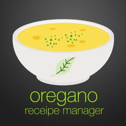 Oregano Recipe Manager for iPhone