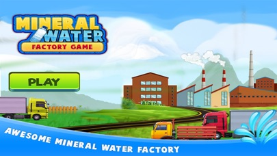 Mineral Water : Factory Mania screenshot one