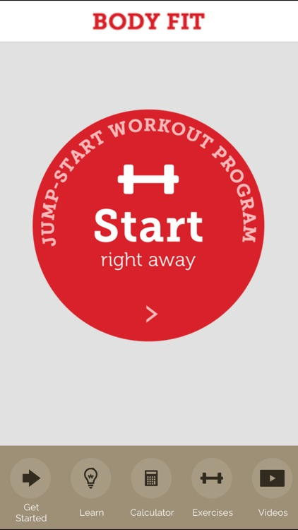 BodyFit - A Beginner's Guide to Fitness