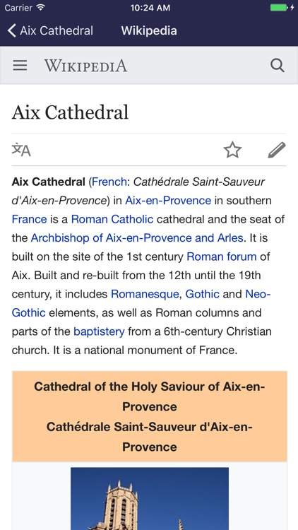 Cathedrals of France: A Visual Guide screenshot-4