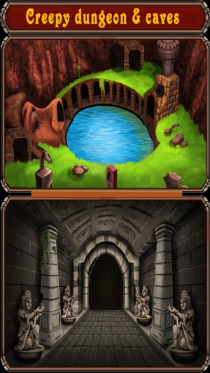 AURA OF IMMORTALS- Escape, Doors and Rooms, Rescue on the App Store