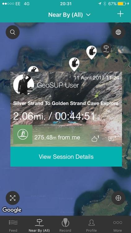 GeoSUP