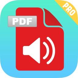PDF eBook Reader & Text to Speech Aloud Viewer