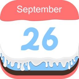 Birthday Planner - Event Countdown & Gifts List