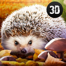 Forest Hedgehog Simulator 3D