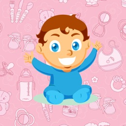 Cute Baby Expressions Stickers