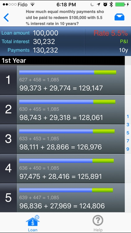 EZ Loan Calculator screenshot-4
