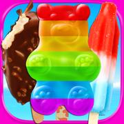 Ice Summer Desserts - Kids Food & Cooking Games