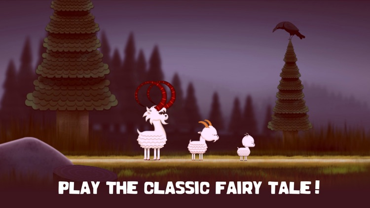 The three Billy Goats Gruff screenshot-0