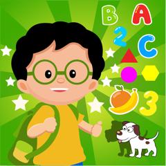 1st grade learning educational kids games