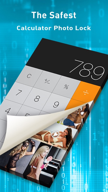 Calculator + Keep Safe & Hide Private photo secret by
