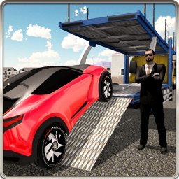 Concept Cars Transporter Game – Multi Level Cargo