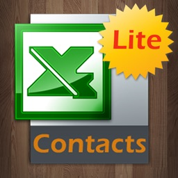 Contacts to Excel Lite