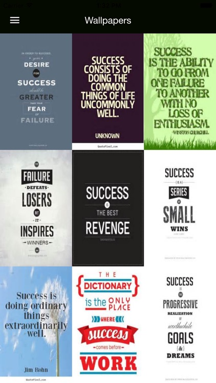 Success Quotes' - Inspiration & Motivational Quote
