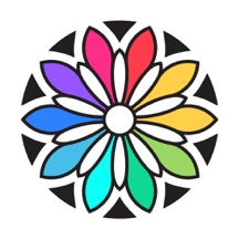Coloring Book For Adults- Stress Free Coloring App