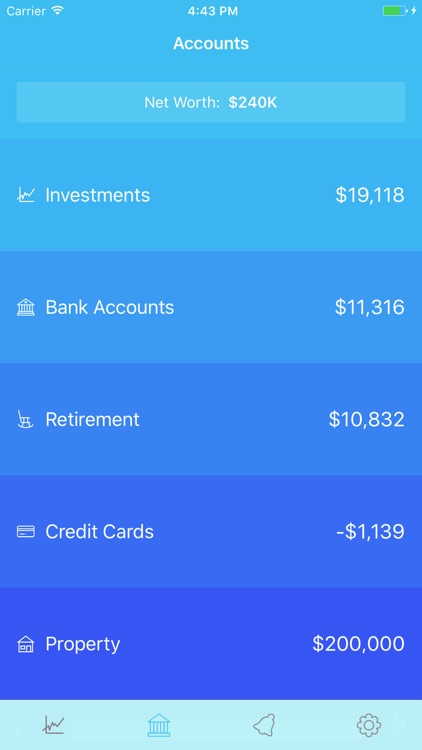 Openfolio - Track Your Finances and Net Worth