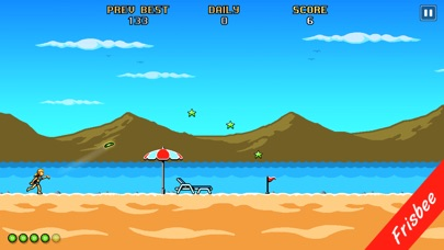 Screenshot #1 pour Beach Games