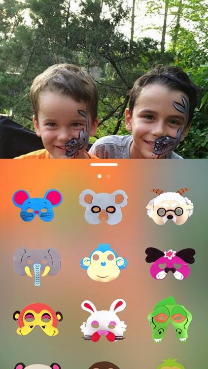 Animal Masks screenshot-4