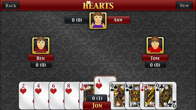 Hearts Premium screenshot-1