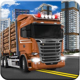 Real City Cargo Truck Drive 2017