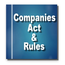Companies Act 2013 & Rules