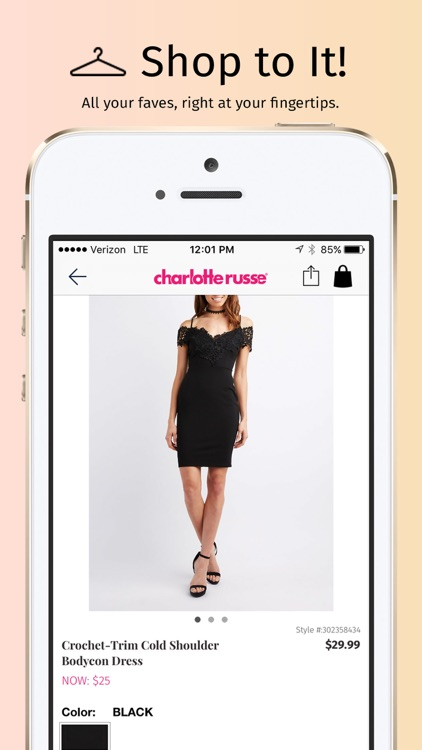Charlotte Russe screenshot-2