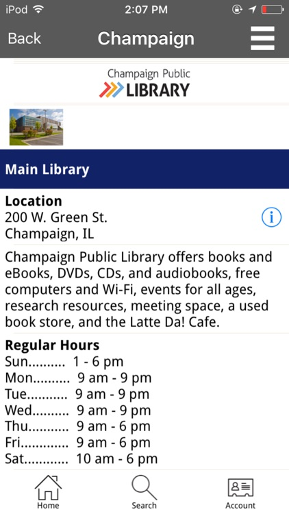 Champaign Public Library screenshot-4