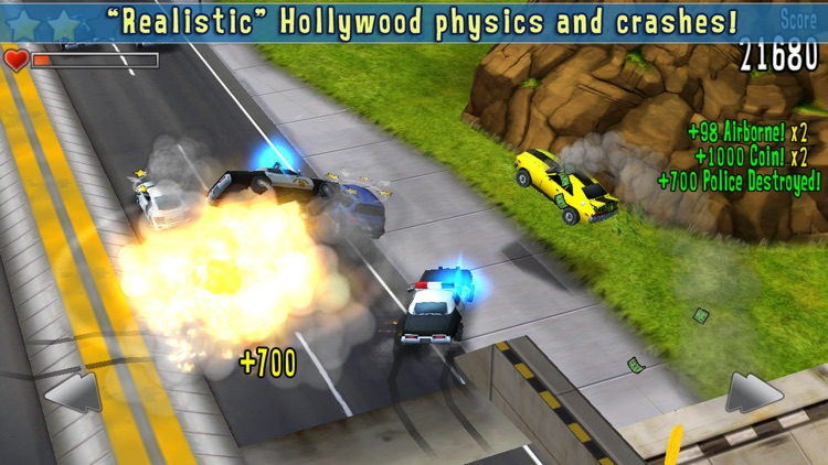 Reckless Getaway screenshot-3