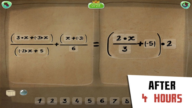 DragonBox Algebra 12+ screenshot-4