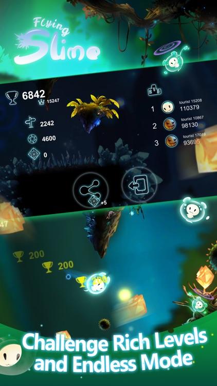 Flying Slime screenshot-4