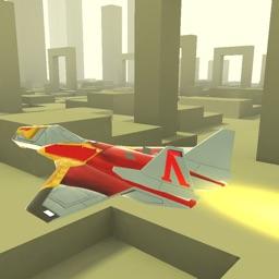 Sky Racer : Infinite Flying Simulation 3D