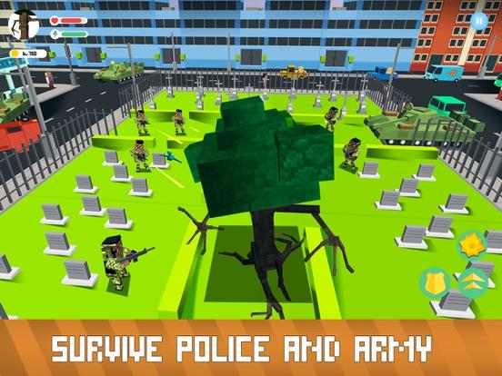 Blocky Monsters Smash screenshot 7