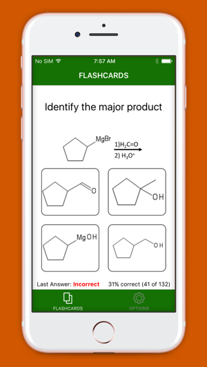 Awesome Organic Chemistry Flashcards on the App Store