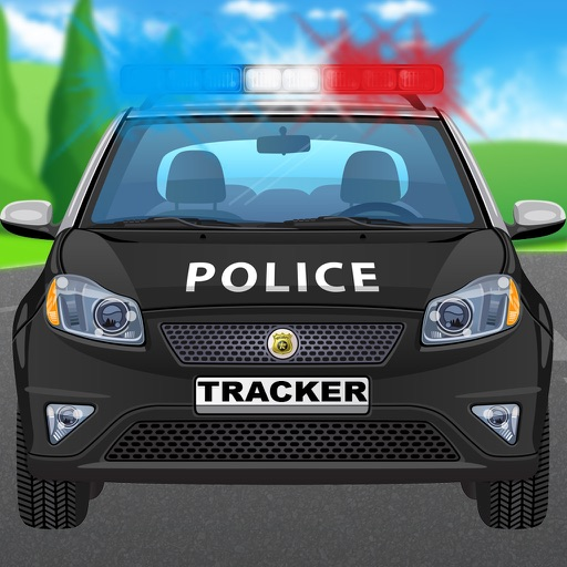 Police Tracker with Radar