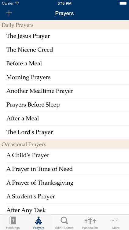 Daily Readings screenshot-3