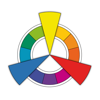 Dmitriy Polyakov - Color Wheel - Basic color schemes  arte