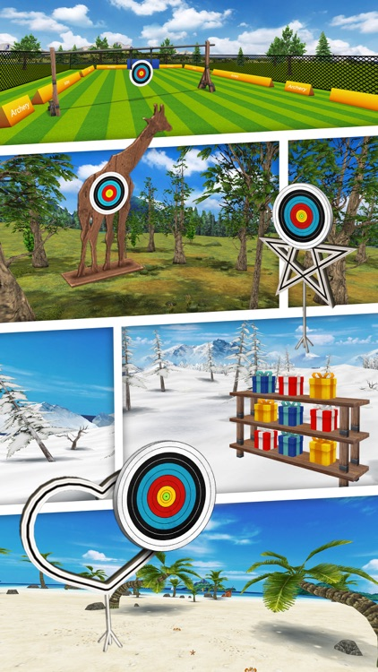 Archery Tournament: Shoot Game screenshot-4