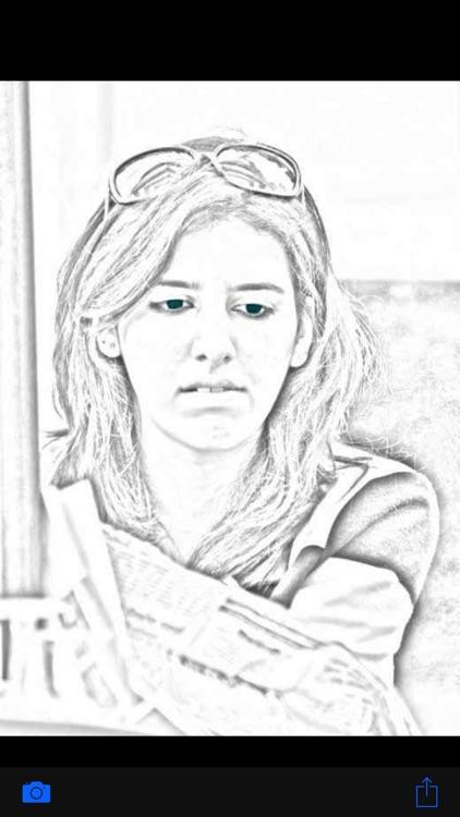 Sketch Camera - Convert Photos to Sketch