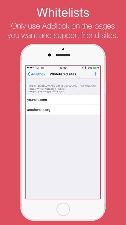 AdsBlocker - Privacy & Media screenshot-3
