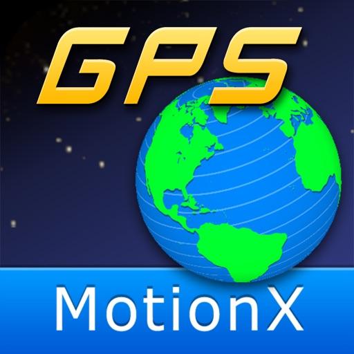 MotionX GPS app logo