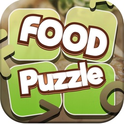 Puzzle Connect the Food Word Pro