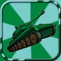 Tank Shooter at Military Warzone Simulator Game