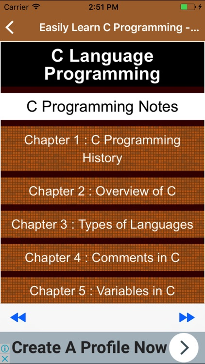 Easily Learn C Programming - Understandable Manner