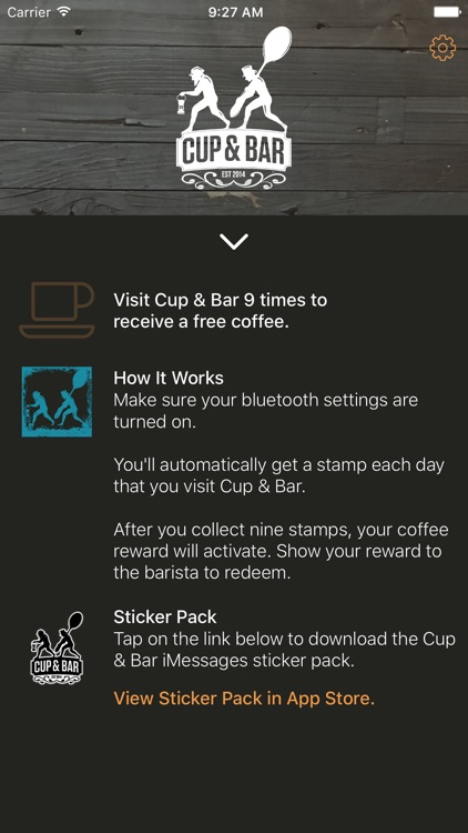Cup & Bar screenshot-0