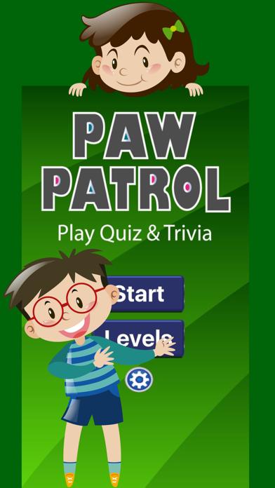 Sphero Puppy - Kids Quizzes For Paw Patrol Series Screenshot on iOS