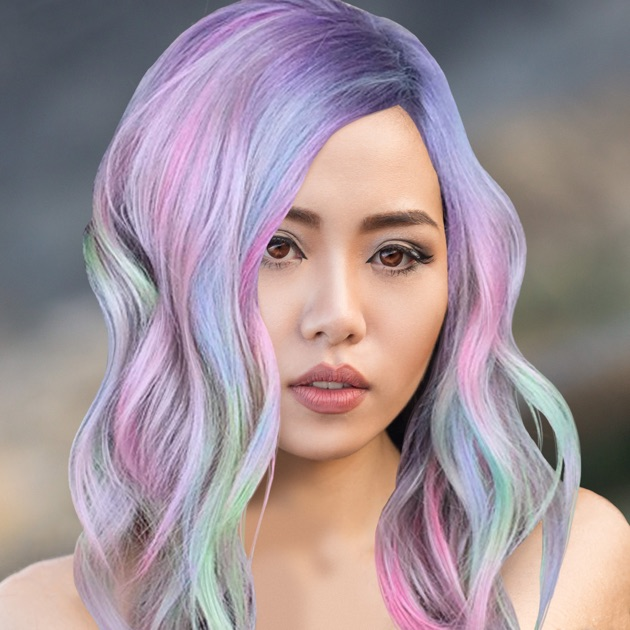 Hair Makeover Salon Change Your Hairstyle Amp Color On The App Store