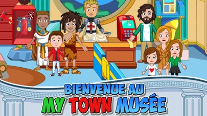 Screenshot for My Town : Museum in Lebanon App Store