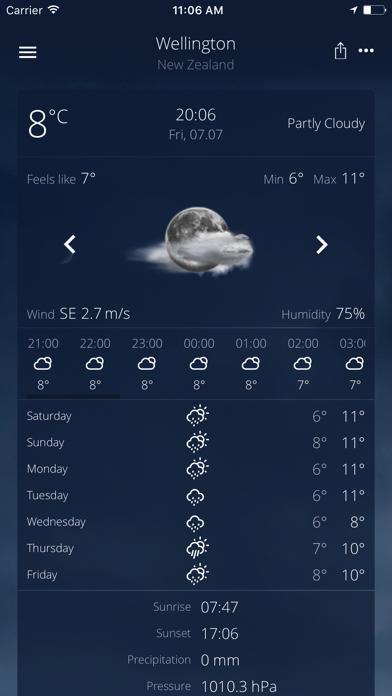 The Real Weather Premiumのおすすめ画像3