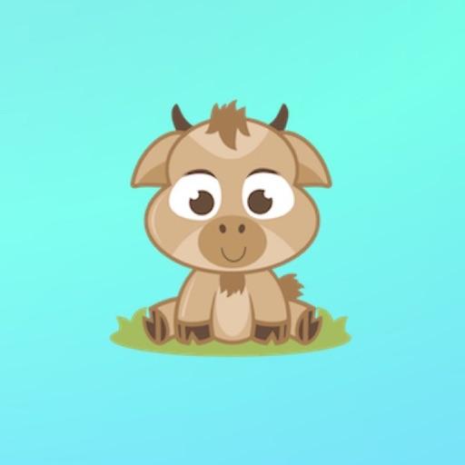 Goat Cute - Best Goat Stickers