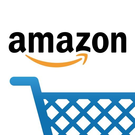 Amazon App: shop, scan, compare, and read reviews app logo